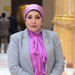 هالة أبو السعد عن بيان حقوق الانسان : غير حقيقي ويعتمد علي معلومات مسمومة