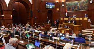 """مجلس الشيوخ يوافق على اختصاص """"المالية"""" بتحديد ممثليها فى الجهات الإدارية"""
